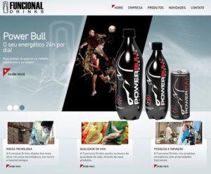 site funcional drinks 300x247 - Funcional Drinks lança portal institucional