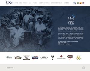 site cereser crsbrands 300x236 - Cereser agora é CRS Brands
