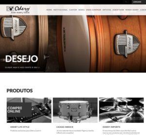 site odery 300x278 - Webcompany na batucada da Odery Drums