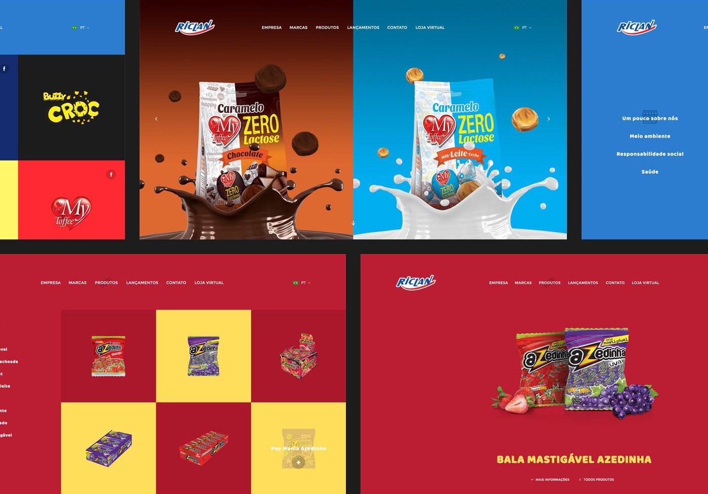 8a89c456330847.59a9aec2ab554 1 - Ainda mais colorido e divertido - Conheça o novo site da Riclan!