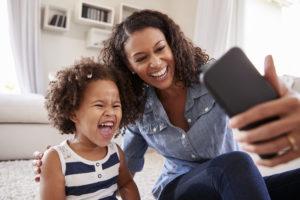 Comportamento das mulheres nas redes sociais
