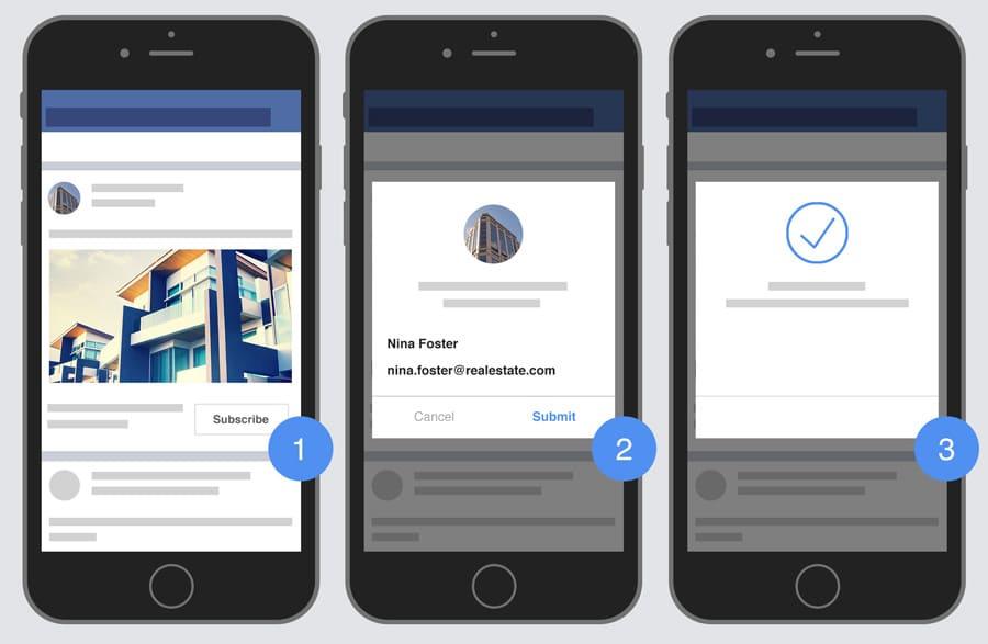 facebook lead ads - Como anunciar no Facebook? Descubra!