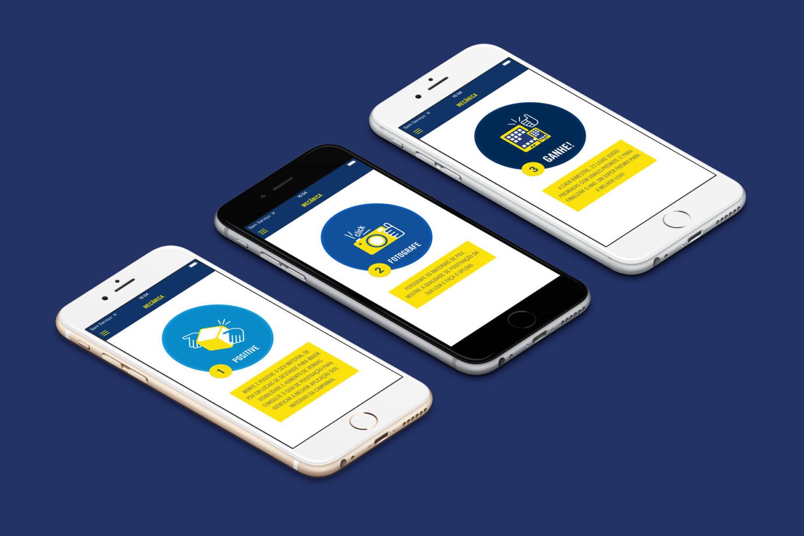 goodyear app aplicado - Goodyear