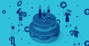 Facebook completa 15 anos