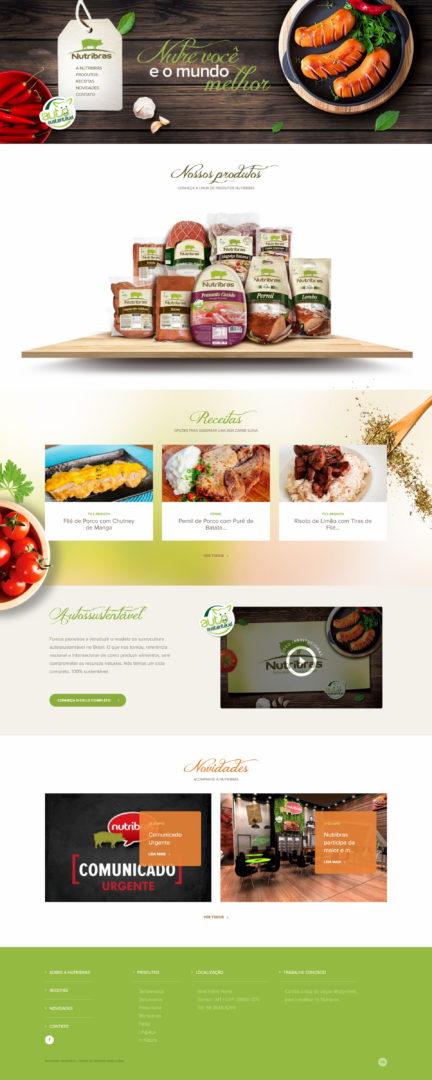 frigorificonutribras.com .br  - Sites