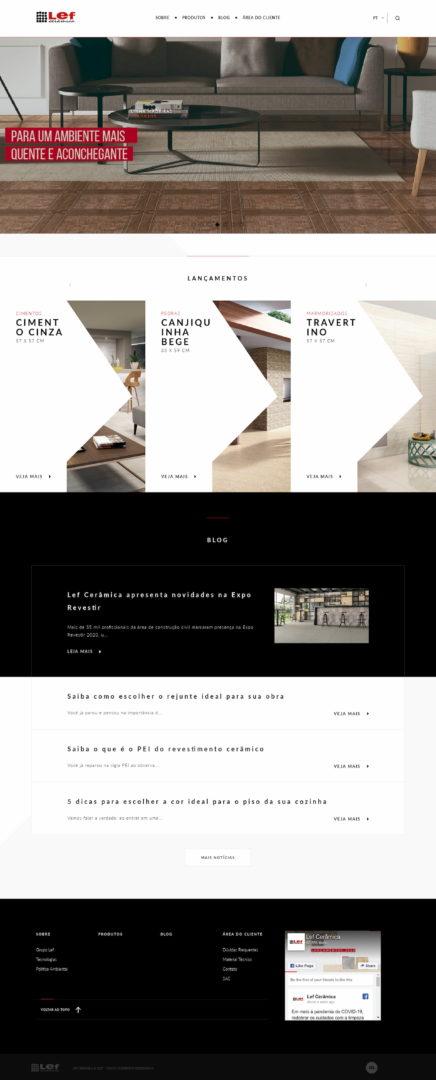 lef.com .br  - Sites