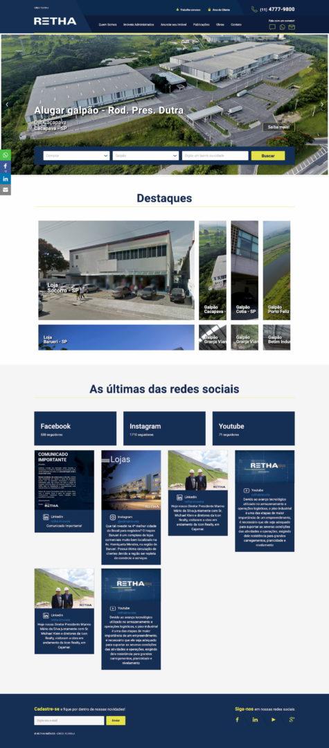 retha.com .br  - Sites