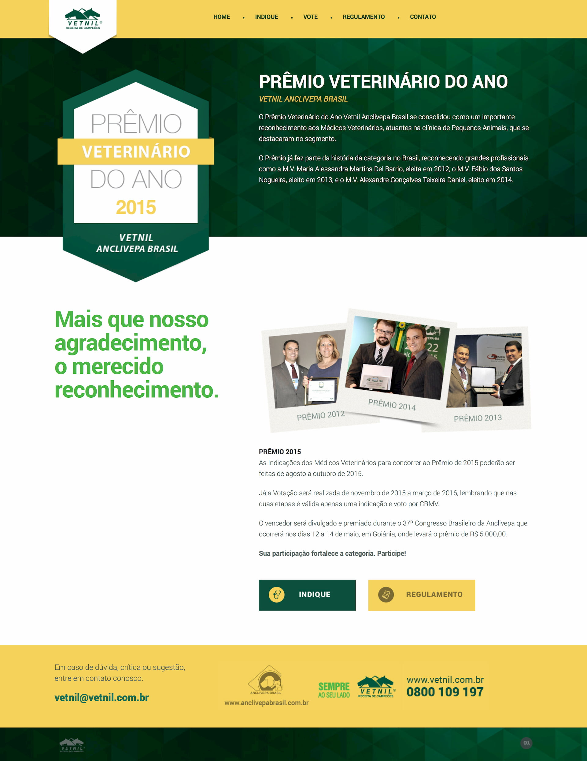vetnil veterinariodoano - Sites