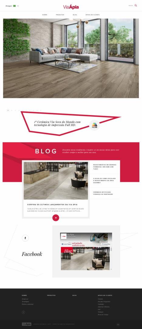 viaapiaceramica.com .br  - Sites