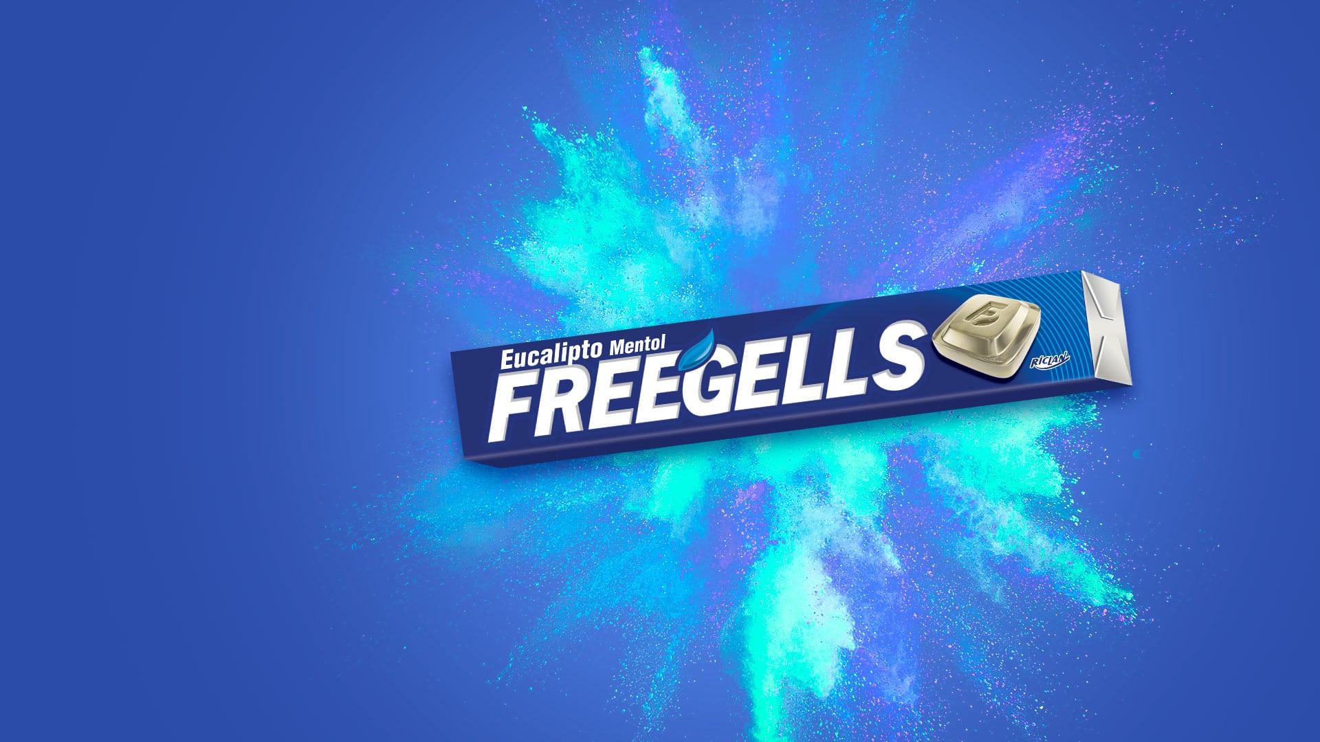 capa freegells - Cases