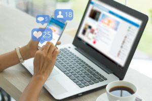importância das redes sociais